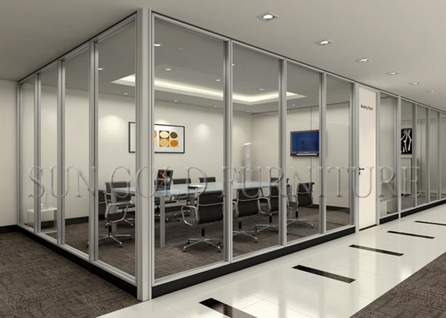 barato separador de ambientes paredes moderna oficina tabique de vidrio templado szwsen particiones de oficina de muebles de oficina en