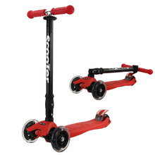 China Yiwu Custom Logo Cheap Mini Scooter, Nylon Pedal Deck Foldable Stable Scooter For Sale