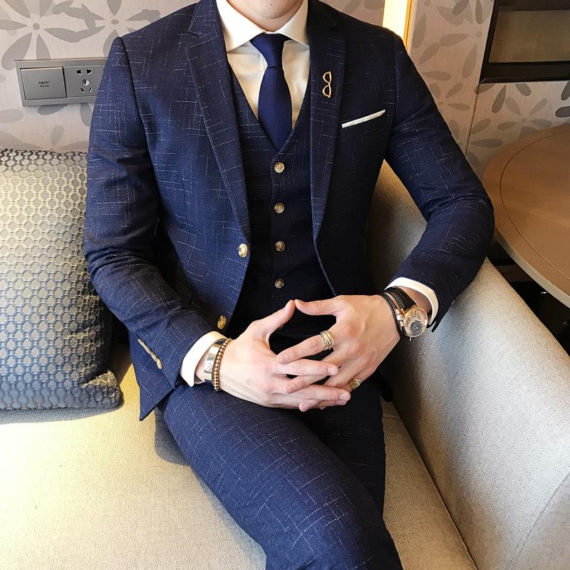 APHACATOP OEM Slim Fit Design Coat Pant Men, N/a