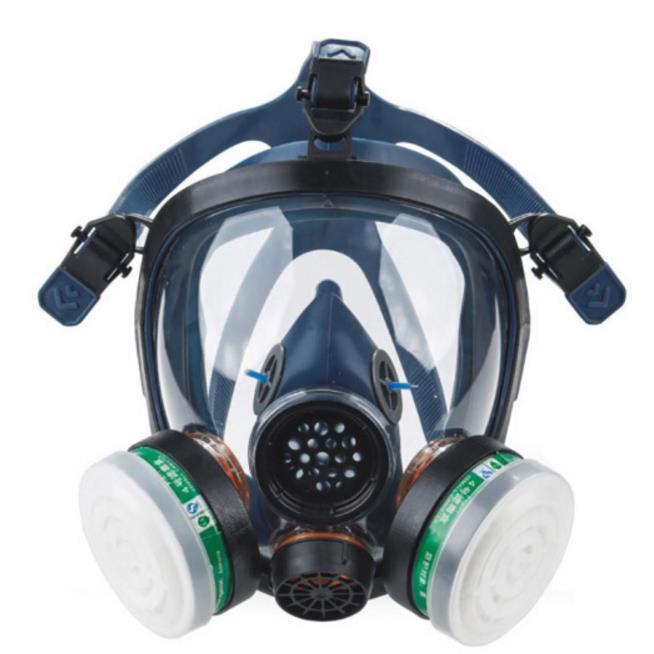 virus filter maske