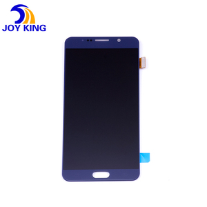 New Arrival LCD Display Touch Screen Digitizer for samsung galaxy note 5 n920 n9200 lcd screen display with digitizer touch