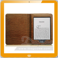high quality PU leather Kindle Paperwhite Folio Case