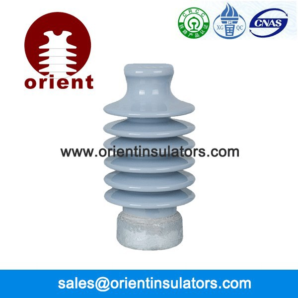 high voltage ANSI 57 series porcelain insulator 57-2