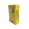 M cute chocolate metal box wholesale metal candy tins rectangular products you can import from china