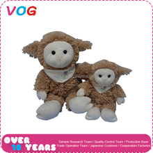 Wholesale price high quality plush monkey stuffed plush animals toy for easter decoration