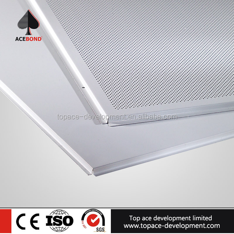 aluminum ceiling decorative ceiling lay in ceiling tile system
