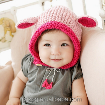 Very Lovely Crochet Cloche Hat Free Pattern Korean Baby Hat Cotton
