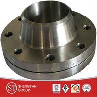 carbon steel forging Weld-Neck flange