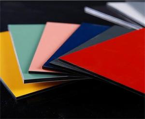 Hot sale 4x8 4MM PVDF Aluminium composite panel