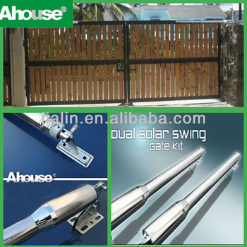 Automatic Gate System Buy Automatic Gate System Double
