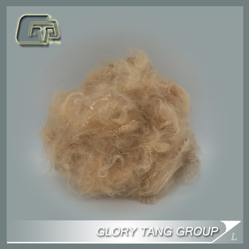 GTR15 Recycled polyester fibre/ synthetic fibres for spinning