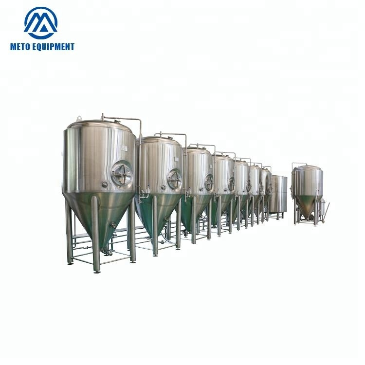 10hl brewing equipment brew house birra brillante serbatoio 1000l