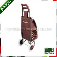 folding shopping trolley bag with wheels clax folding trolley