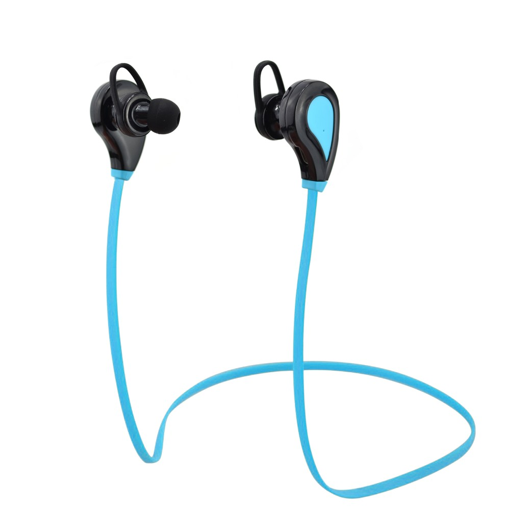 universal bluetooth wireless headphones 4 1 bluetooth earplug wireless earpiece for walkie. Black Bedroom Furniture Sets. Home Design Ideas