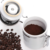 New Product China Suppliers Stainless Steel Manual Coffee Porcelain Grinder Adjustable Ceramic Burr Coffee Mill