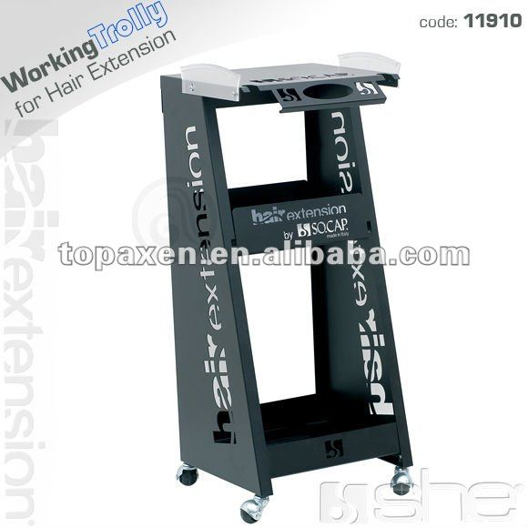 List Manufacturers Of Hair Extension Trolley Buy Hair Extension