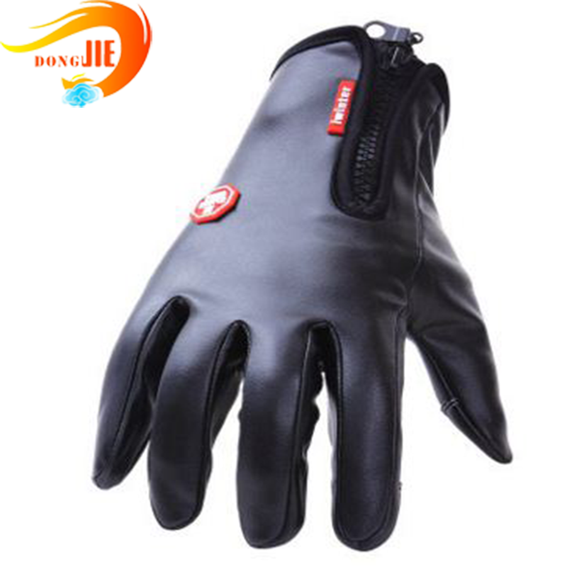 waterproof leather gloves Crush-resistance excellent product