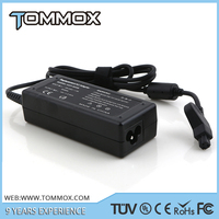 Black color laptop charger 19 Volt Adapter 1.58A 30W For Acer