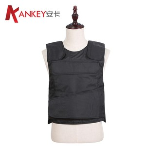 UHMWPE Bulletproof Insert for personal safty High Performance NIJ Levels Bulletproof Vest