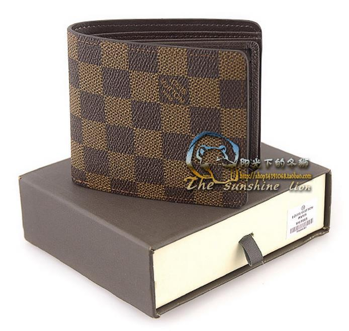 0b65509cf2 Money Purses Leather Bags Brands Leather Wallets Mens Wallets 2 colors Free  shipping