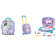 Cosmetic pretend role play set girls beautiful makeup toy