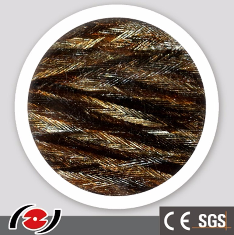 JZ4019 Special leaf texture design acetate sheet for accessories material
