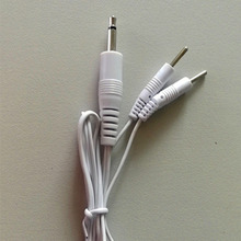 Medical tens electrodes Lead Wires / Cables with DC 3.5mm plug for medical tens electrodes Lead Wires / Cables