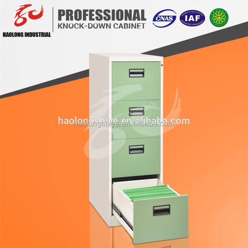 hot selling good quality office file 4 drawers storage 3 drawer mobile pedestal cabinet
