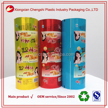 Packaging Film For Automatic Packing Machine Roll Stock Film ...