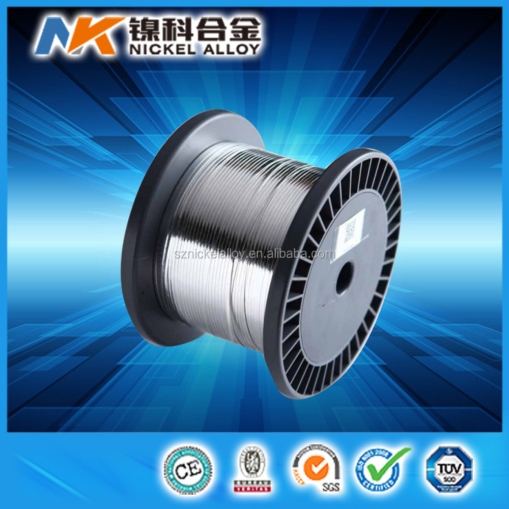 Alibaba China Supplier Nichrome 90 Heating Wire N90 Flat Ribbon ...