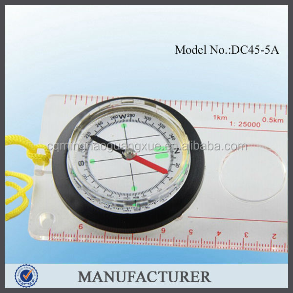 DC45-5A Silva Outdoor Promotion Hiking Compass for Children