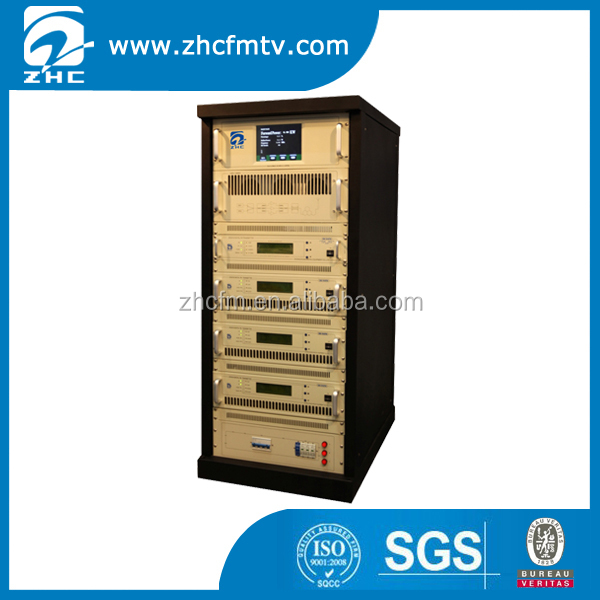 3KW fm radio broadcast transmitter and station
