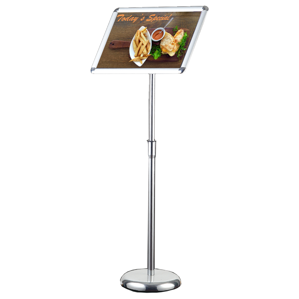 Customized Design High Quality Menu Display Stand