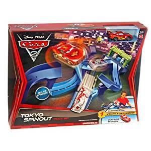 Cars 2 Tokyo Spinout Track Set