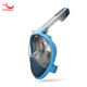 Amazon top seller 2018 china foldable swimming scuba full face diving snorkel mask