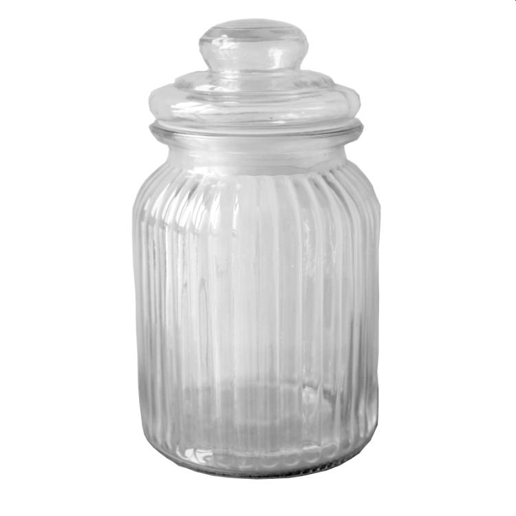 40ml 40ml Glass Storage Jars Decorative Jars Canister Buy Glass Impressive Decorative Glass Storage Jars