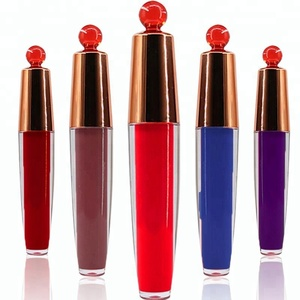Matte long lasting Women Waterproof Lipstick Smooth Lipgloss Long Lasting Sweet Girl Lip Makeup