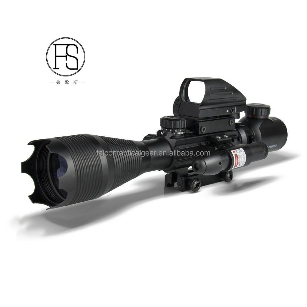 4-16X50EG AOIR Rifle Scope Optical Sight Riflescope Hunting Scopes for Airgun Air Rifle