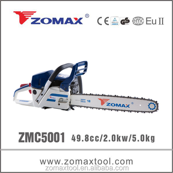 Made In China 50cc Zmc5001 Dolmar Chainsaw Parts With Reliable On ...