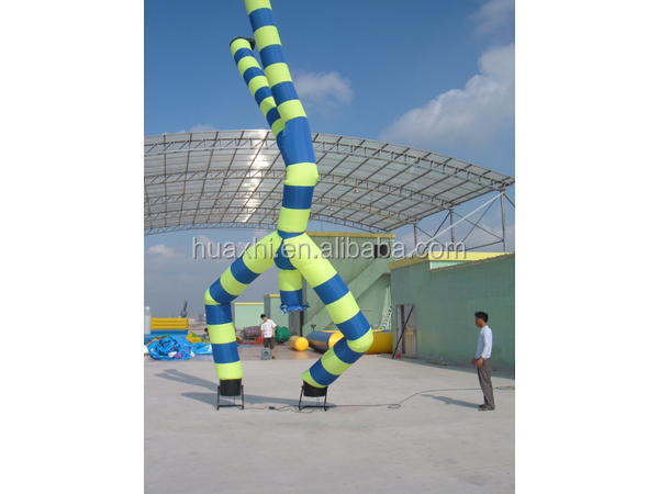 customized advertising inflatable air dancer