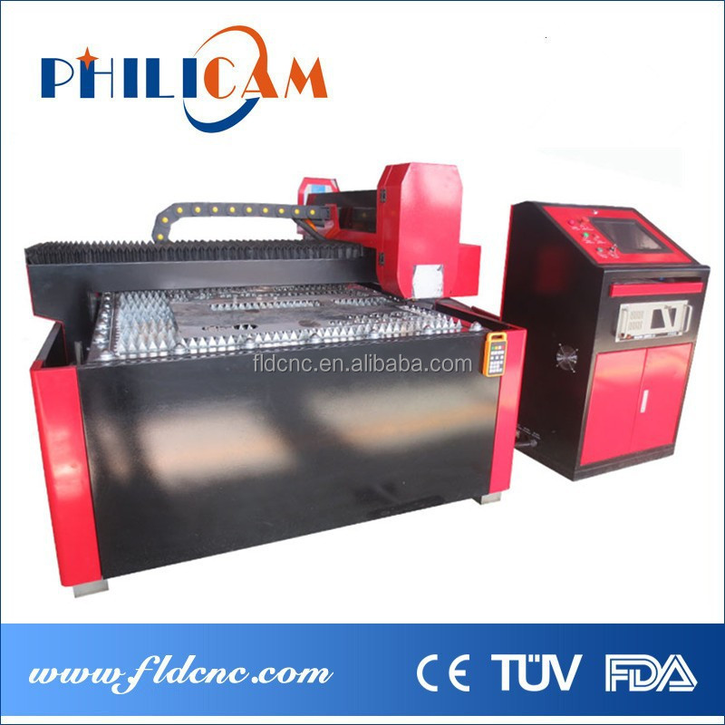 1325 YAG Laser Cutting Machine for Metal Aluminum Copper Brass Stainless/Carbon/Mild Steel