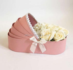 Super lovely cradle baby flower box