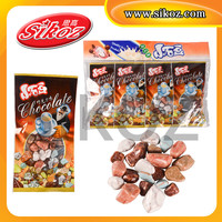 SK-K036 Chocolate Milk Chewy Stone Candy