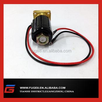 Valve Solenoid Used For Wheel Loader Parts 561-15-47210