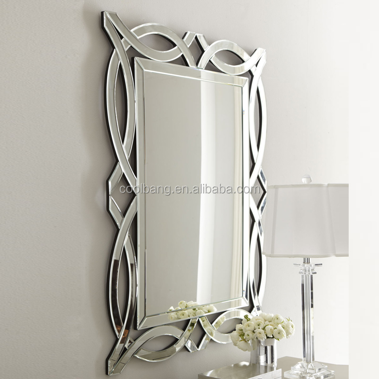 calidad superior de la joyera de diseo espejo de pared decorativos colgantes