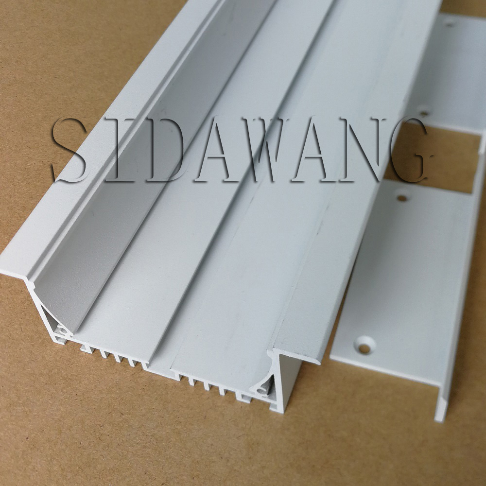 White color Pendant Aluminum Profile LED Strip Light/Suspended LED Linear Light