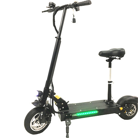 2019 Fat Tire Electric Scooter with seat for adult 48V 1000W Explosion-proof tires off road electric scooter 1000w