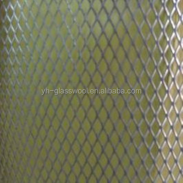 electro galvanized expanded metal