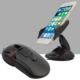 Made in china car suction cup mount Mobile Phone Holders Adsorption in car windscreen cell phone accessory display stand