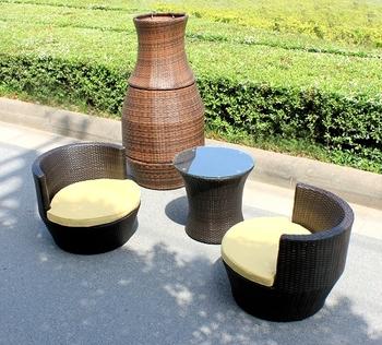 Chine En Gros Marchandise Design Italien Meubles D\'extérieur En Rotin  Ensemble De Jardin - Buy Meubles D\'extérieur En Rotin,Meubles En Rotin  Design ...